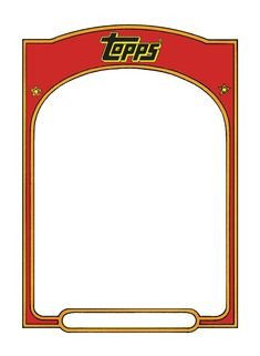 Baseball Card Template Free Gods and Goddesses Trading Card Templates From