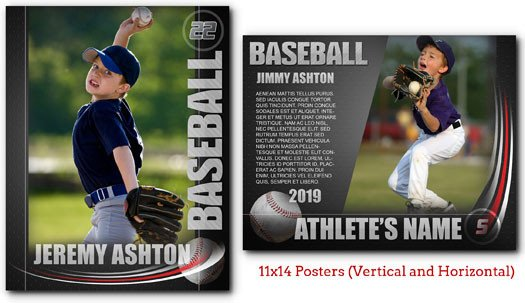 Baseball Card Template Photoshop Baseball Graphite