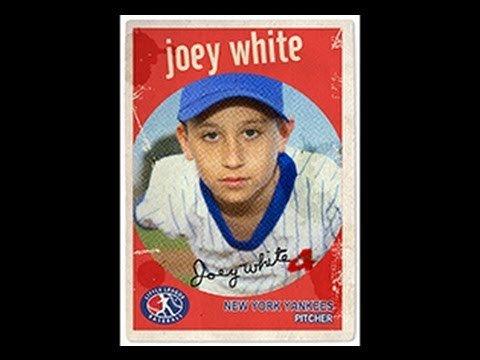 Baseball Card Template Photoshop Shop Tutorial How to Make A Vintage Baseball Sports