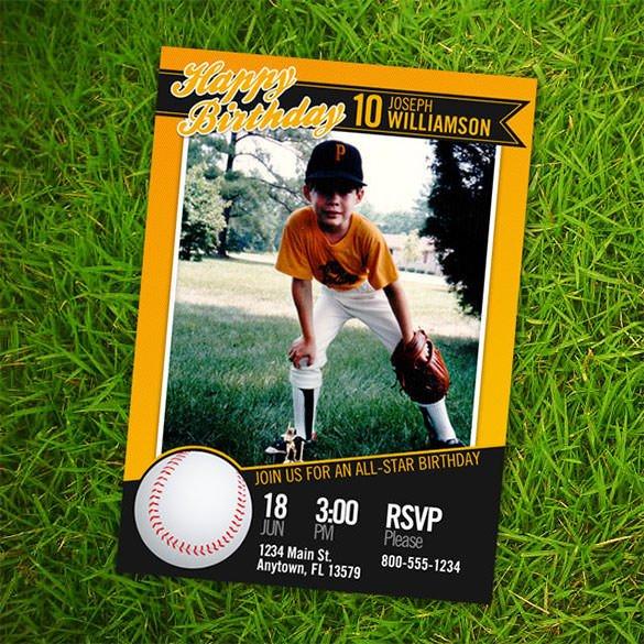 Baseball Card Template Word 83 Card Templates Doc Excel Ppt Pdf Psd Ai Eps