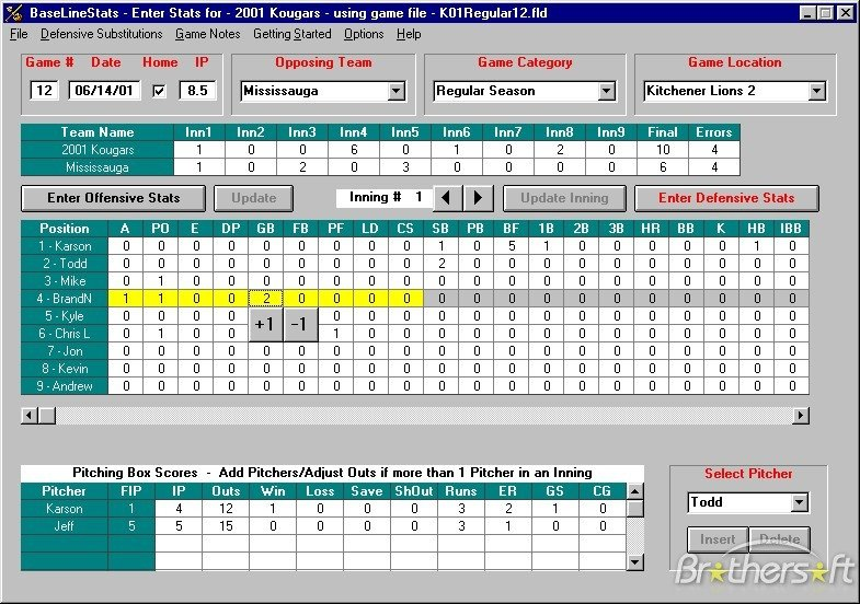 Baseball Stat Excel Template Baseball Stats Excel Maple Suyrup T
