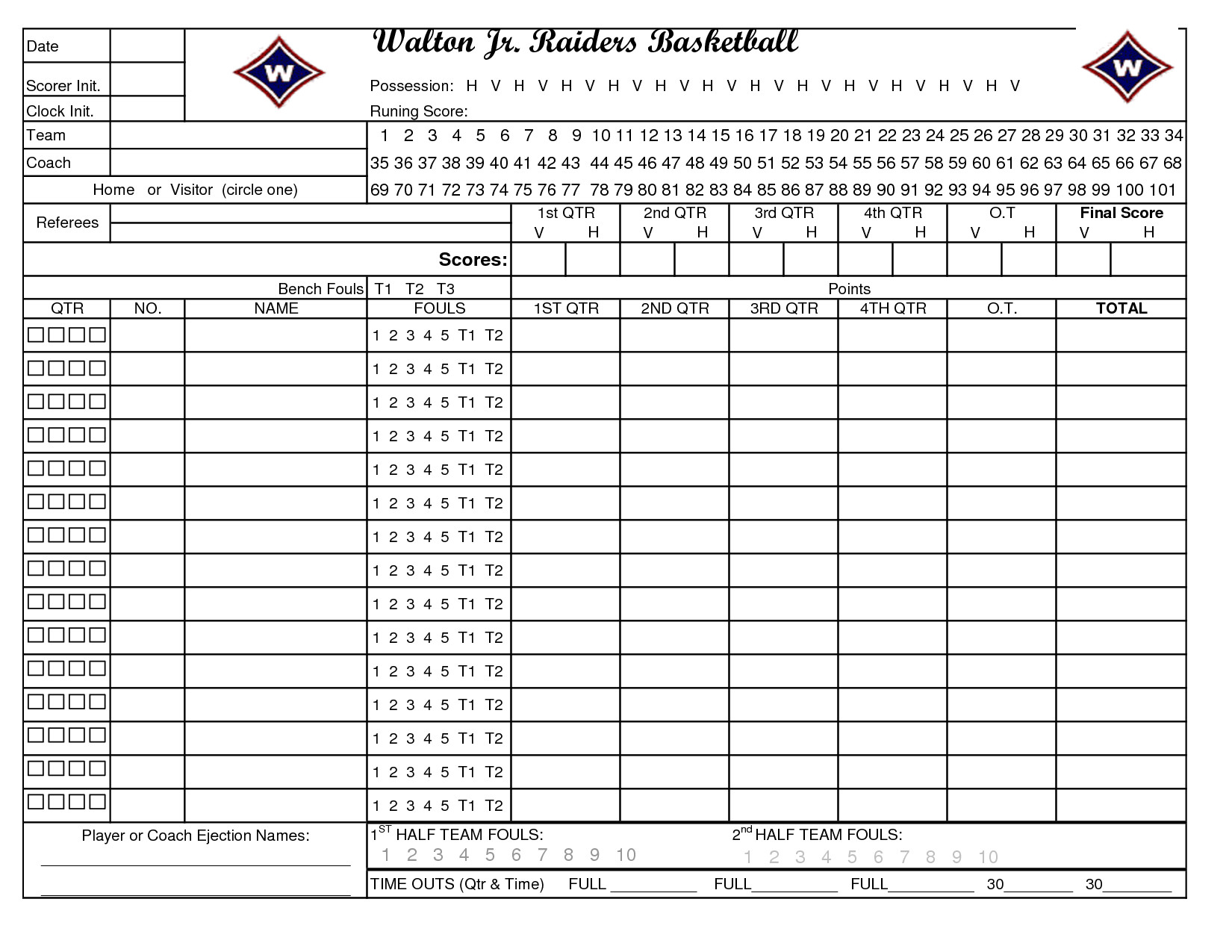 Basketball Stat Sheet Excel Printable Basketball Stat Sheet New Calendar Template Site