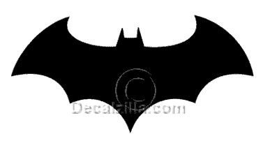 Batarang Template Pdf Colouring Pages Batman and Symbols On Pinterest