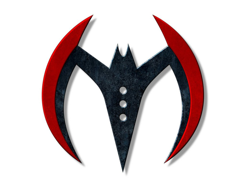 Batarang Template Pdf Template for Batman Beyond Batarang by thefoamcave On Etsy