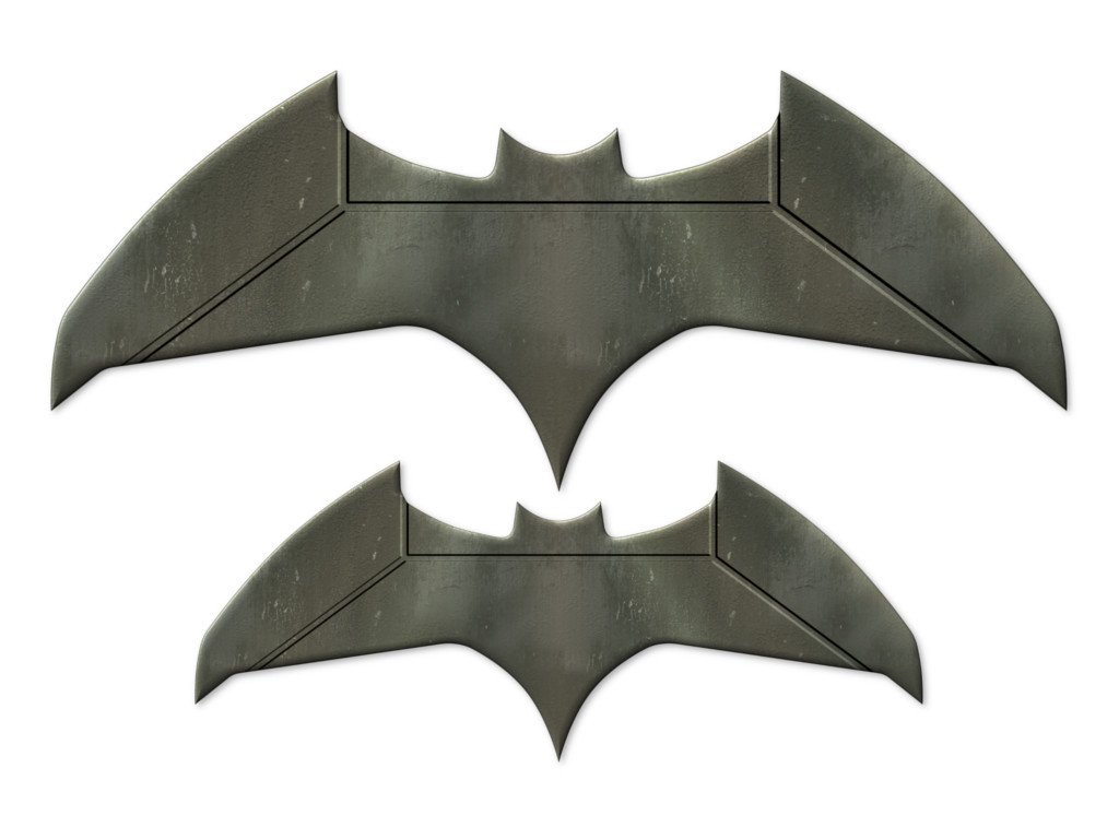 Batarang Template Pdf Template for Dawn Of Justice Batarang – the Foam Cave