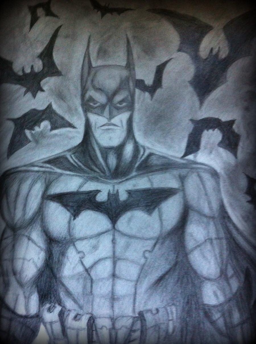 Batman Drawing In Pencil Batman Pencil Drawing by Diegoe05 On Deviantart