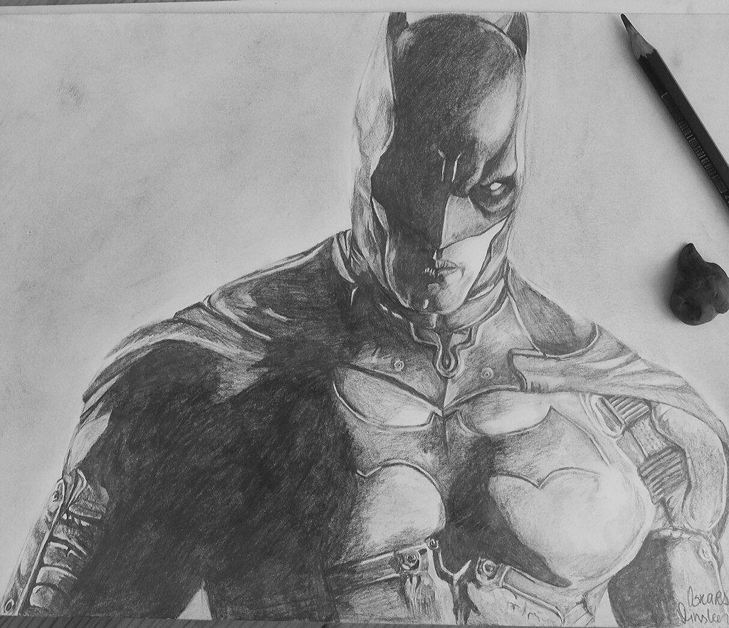 Batman Drawing In Pencil Batman Pencil Drawing by Qscardart On Deviantart
