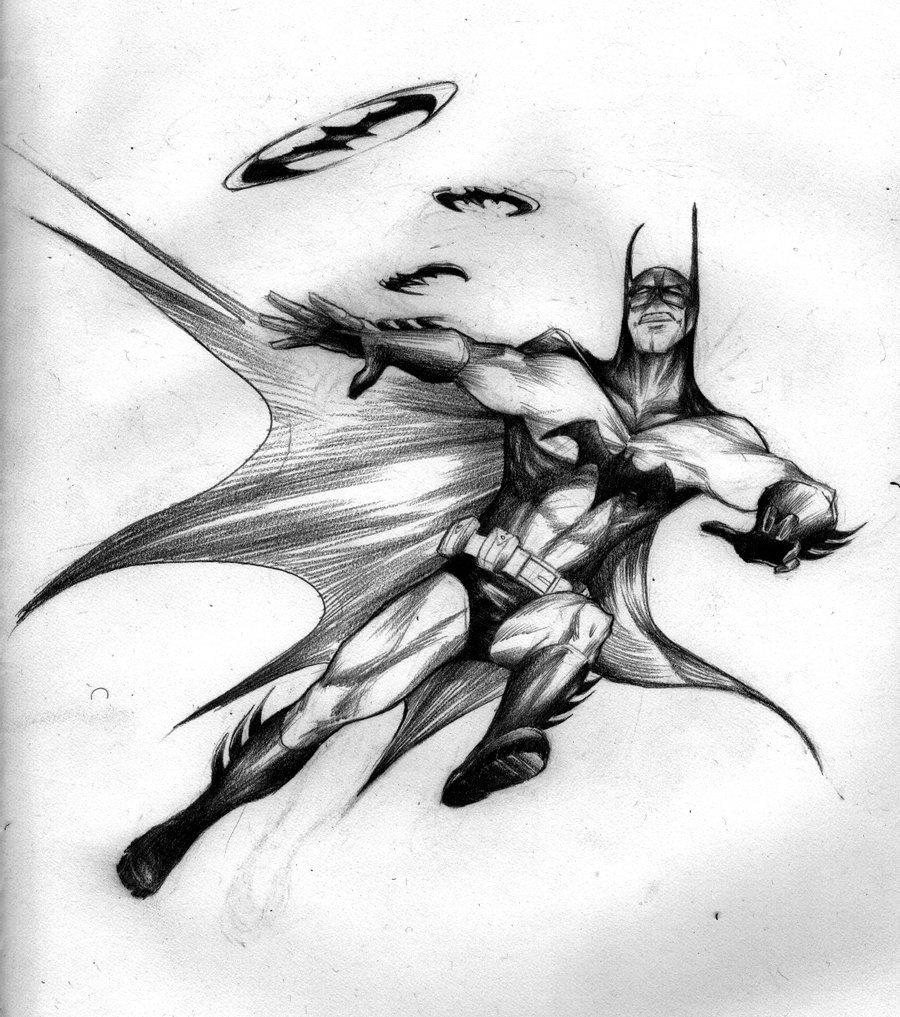 Batman Drawing In Pencil Batman Pencil Drawing by Super Archbrawler On Deviantart