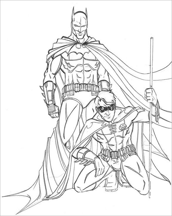 Batman Pictures to Draw 20 Fantastic Batman Drawings Download