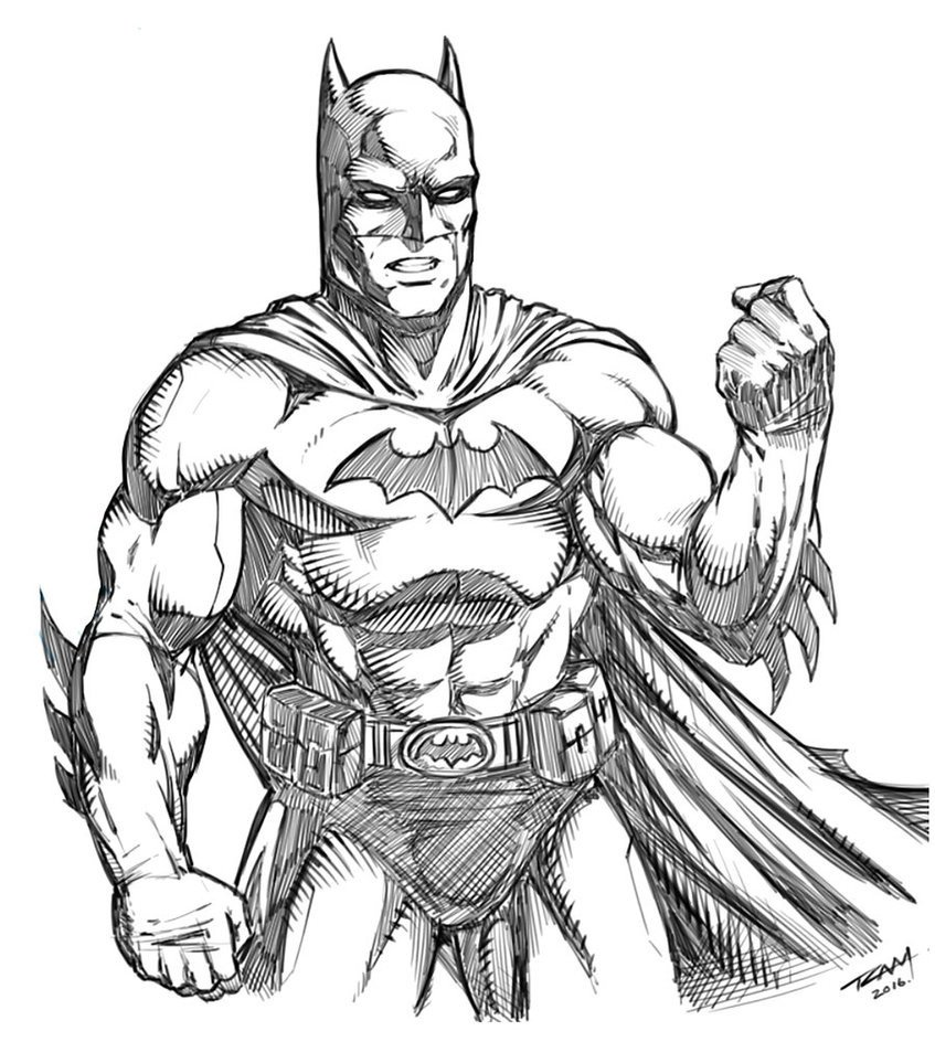 Batman Pictures to Draw Batman Drawing by Robertmarzullo On Deviantart