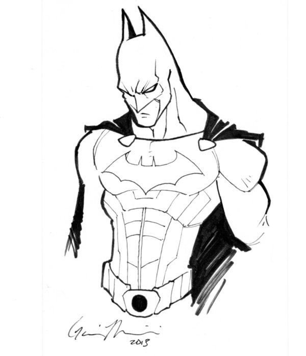 Batman Pictures to Draw Cool Batman Drawings