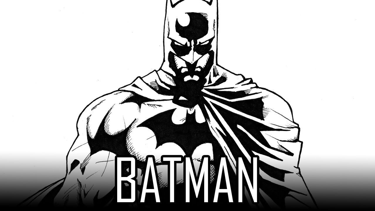 Batman Pictures to Draw Draw Batman How to Draw with Quick Simple Easy Steps for