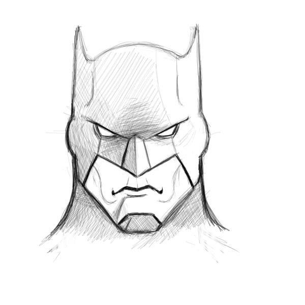 Batman Pictures to Draw Draw Batman — Steemit