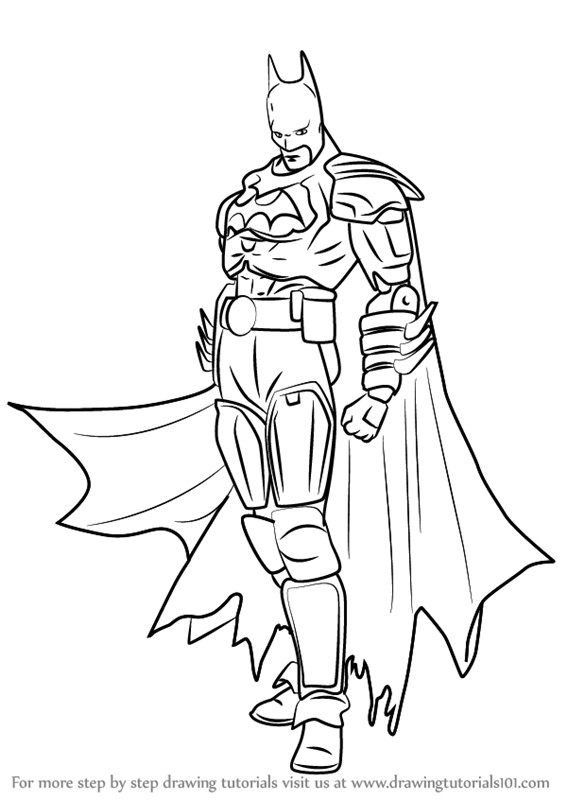 Batman Pictures to Draw Learn How to Draw Batman From Injustice Gods Among Us
