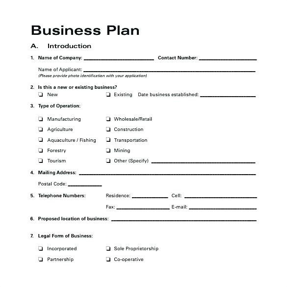 Beat Lease Contract Template Annual Operational Plan Free Template Download Business