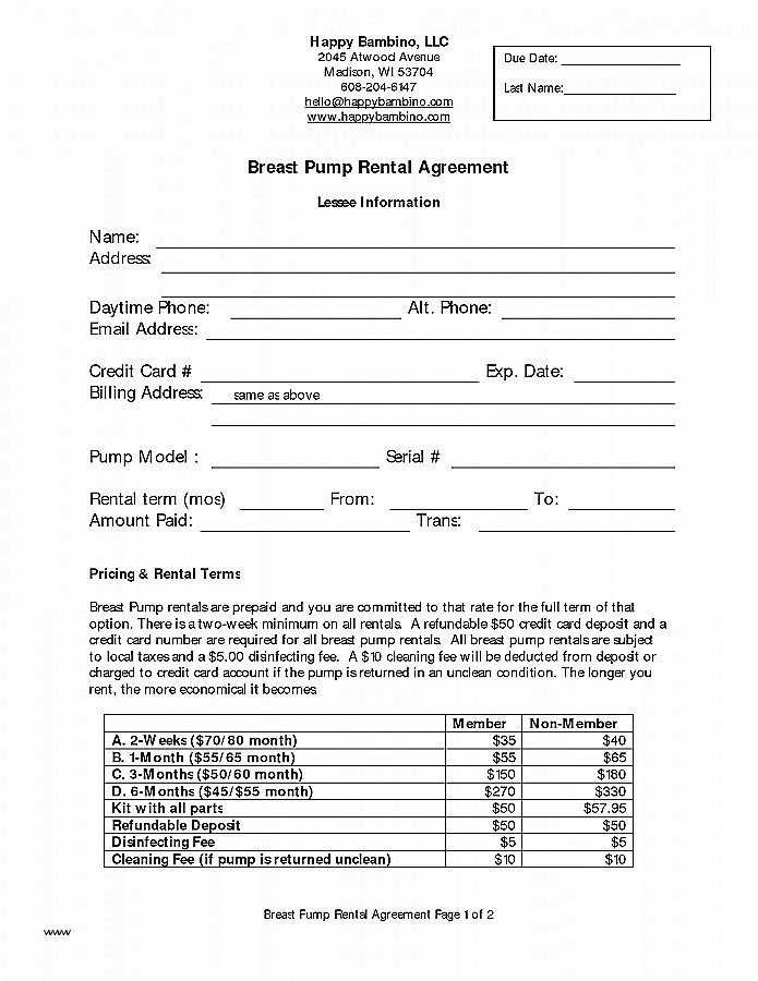 Beat Lease Contract Template Free Fence Contract Template