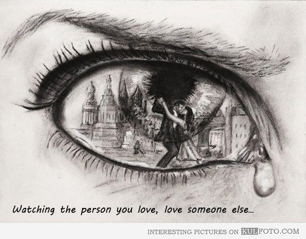 Beautiful Drawings Of Love Couples Kissing Drawings