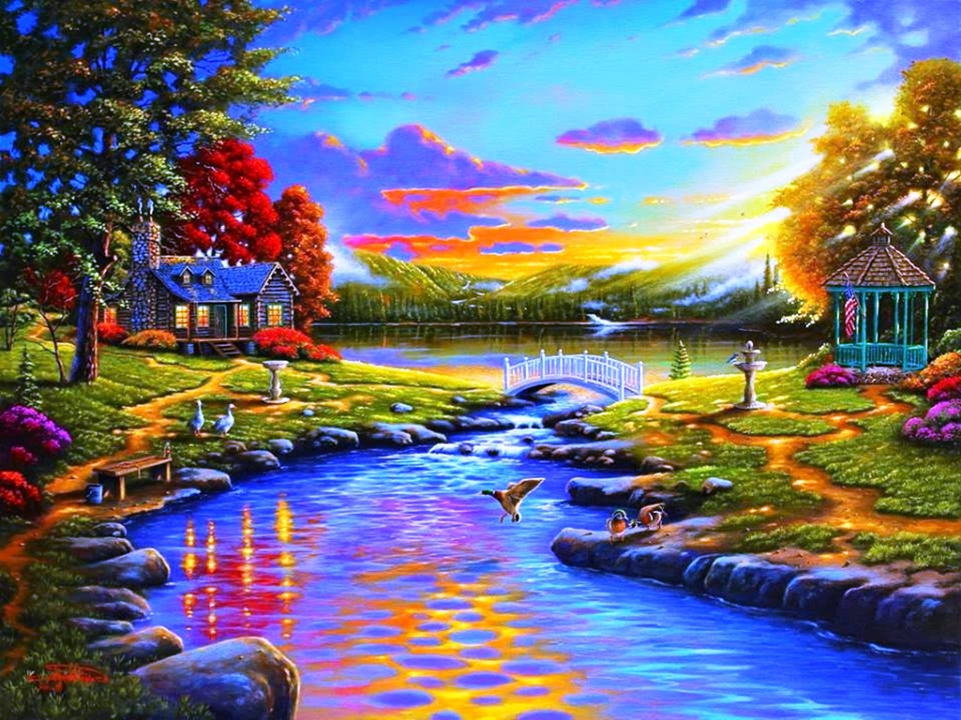 Beautiful Drawings Of Nature the Best Free Beautiful Drawing Images Download From