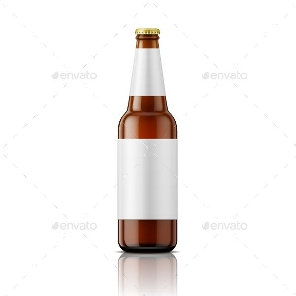 Beer Bottle Label Template 17 Bottle Label Templates Free Psd Ai Eps format