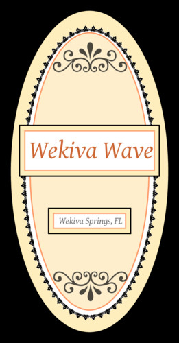 Beer Bottle Label Template Wekiva Wave Oval Beer Bottle Label Label Templates