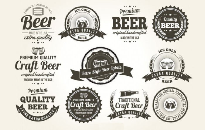 Beer Label Template Free 53 Label Design Templates