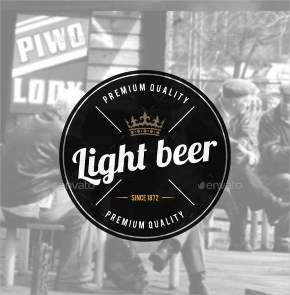 Beer Label Template Free Beer Label Template 27 Free Eps Psd Ai Illustrator