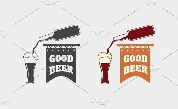 Beer Label Template Illustrator Beer Label Template for Illustrator Designtube