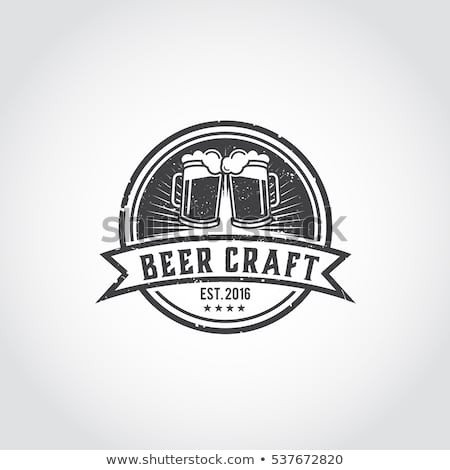 Beer Label Template Illustrator Uju Design Studio S Portfolio On Shutterstock