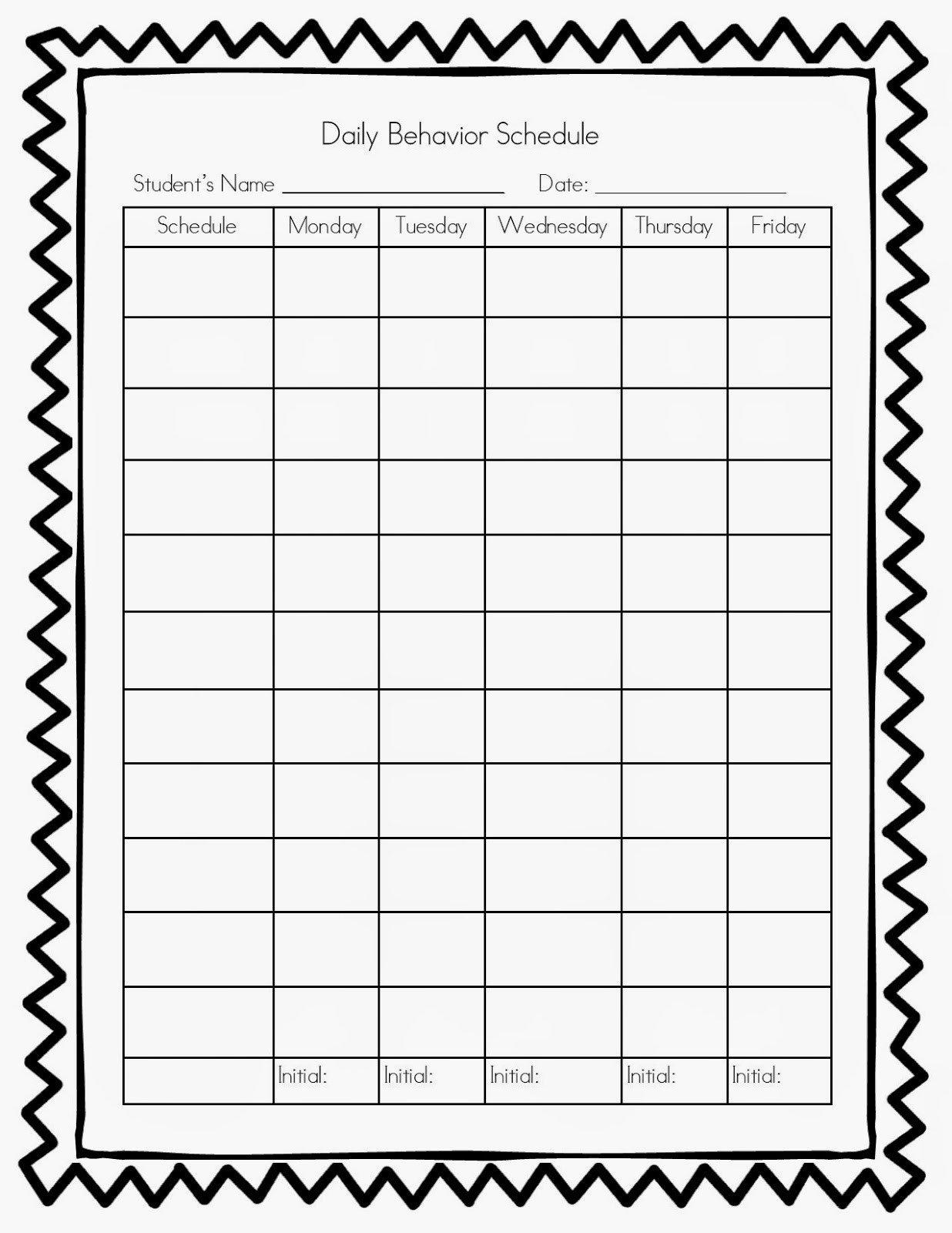 Behavior Charts for Teachers Teachers R Us Classroom Management Behavior Chart