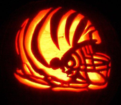 Bengals Pumpkin Carving Stencils 1000 Images About Cincinnati Bengals Halloween On