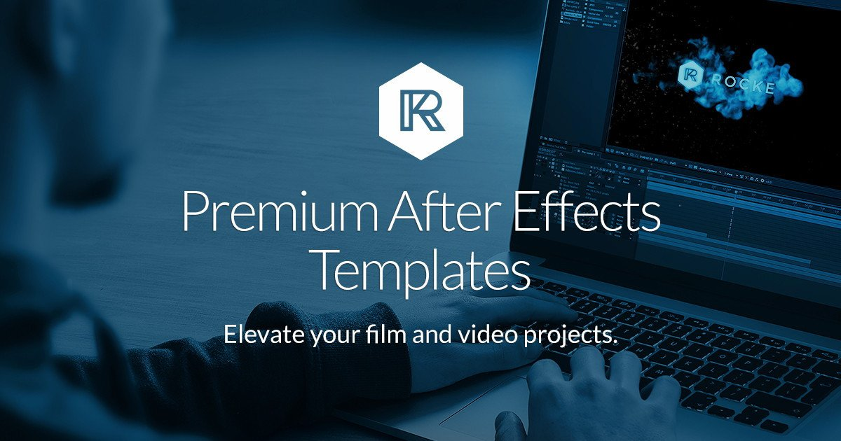 Best after Effects Templates Free after Effects Templates Rocketstock