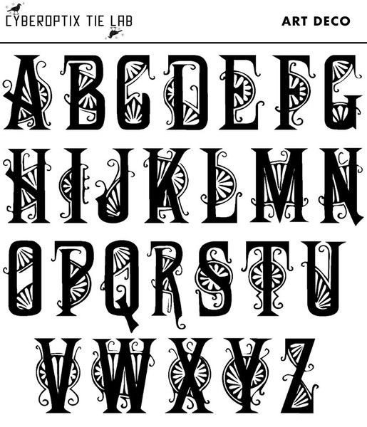 Best Art Deco Fonts 25 Best Ideas About Deco Font On Pinterest