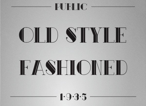 Best Art Deco Fonts 29 Eye Catching Art Deco Fonts