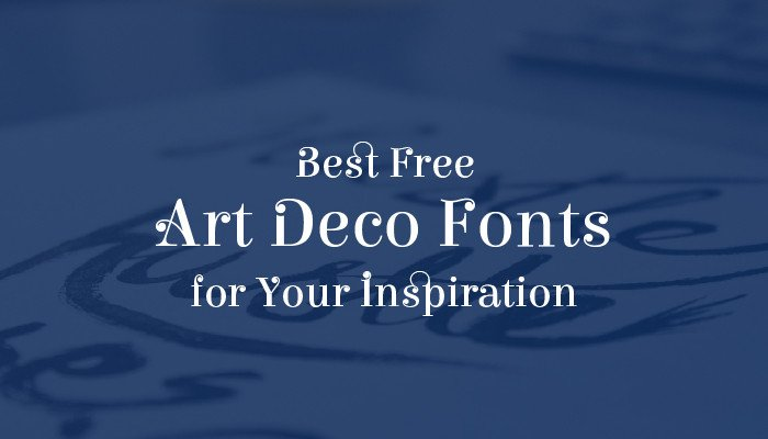 Best Art Deco Fonts Fuelmybrand Blog Logo Design and Corporate Identity
