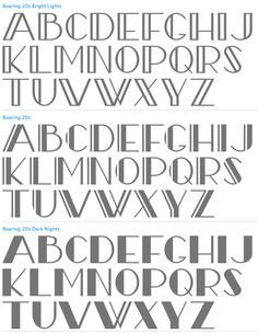 Best Art Deco Fonts Letterhead Fonts Lhf Old tom Antique Fonts