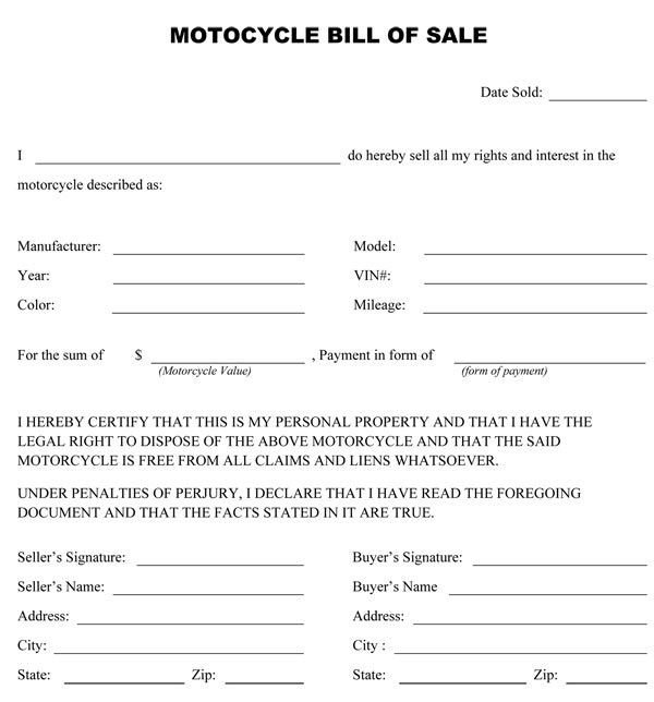 Bill Of Sale Colorado Template 1764 Best Blank Real Estate form Template Images On Pinterest