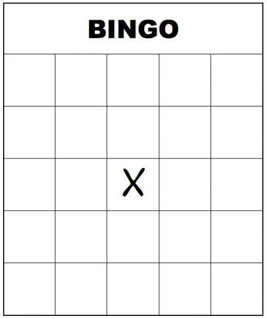 Bingo Card Template Free Best 25 Bingo Cards Ideas On Pinterest