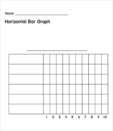Blank Bar Graph Template 25 Best Ideas About Bar Graph Template On Pinterest