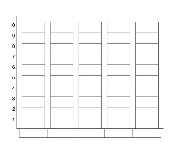 Blank Bar Graph Template Best 25 Bar Graph Template Ideas On Pinterest