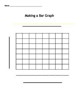 Blank Bar Graph Template Making A Bar Graph Template by Bre Doyle