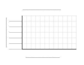 Blank Bar Graph Template Vertical Bar Graph Template by David Grieves