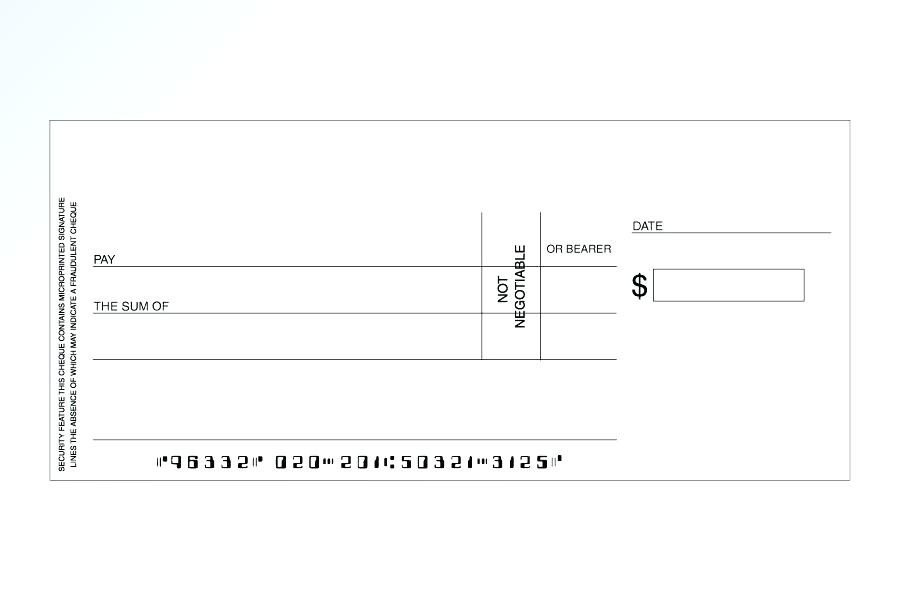 Blank Cheque Template Editable 12 13 Blank Cheque Template Editable
