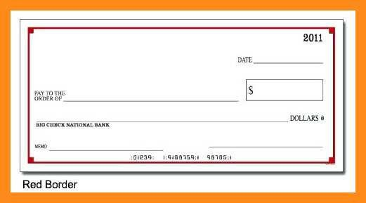 Blank Cheque Template Editable 12 13 Free Editable Cheque Template