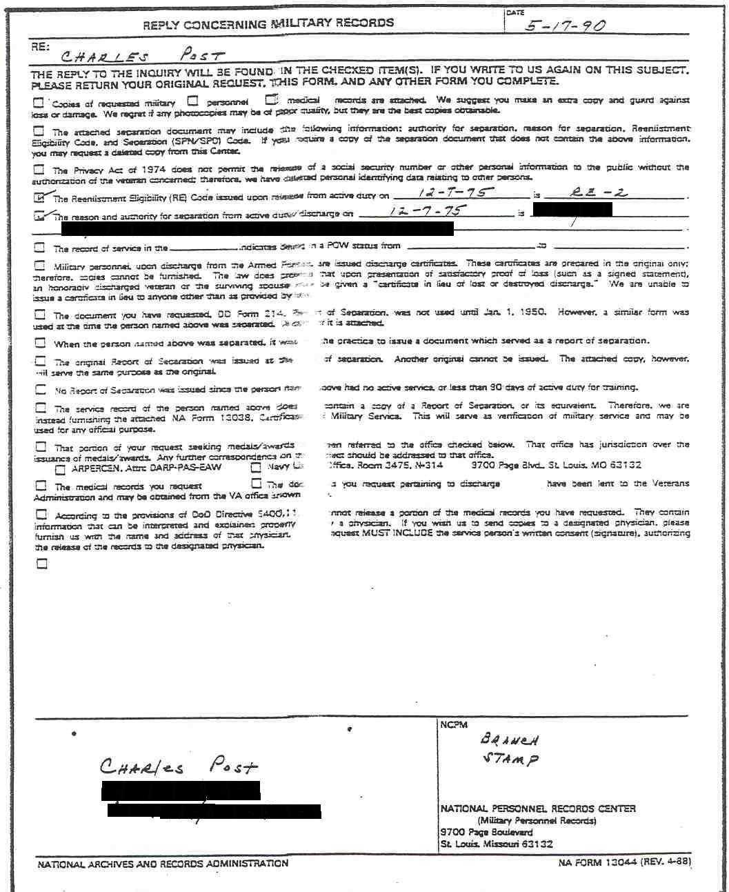 Blank Dd214 form Download Pin form Dd 214 Download Dd214 Worksheet Blank Http Renyuw