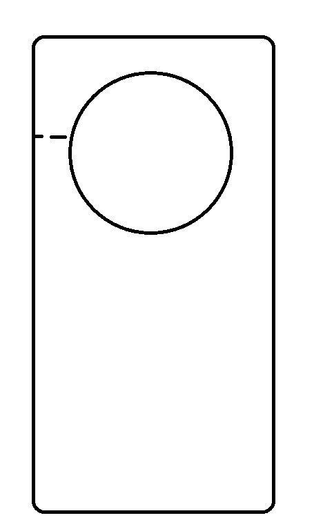 Blank Door Hanger Template Agent Nightfury Make Your Own Door Hanger