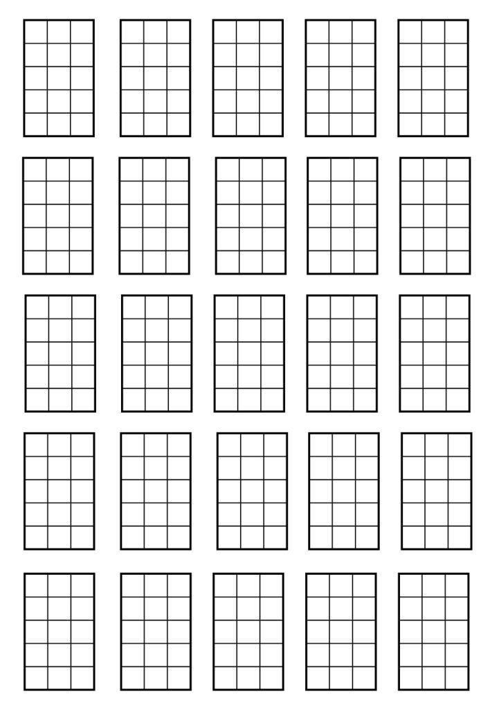 Blank Guitar Chord Sheet Blank Chord Sheet In Case You Wanna Write You some songs
