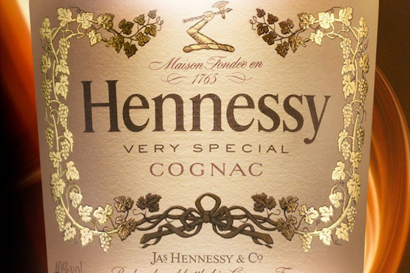 Blank Hennessy Label Hennessy Label Template