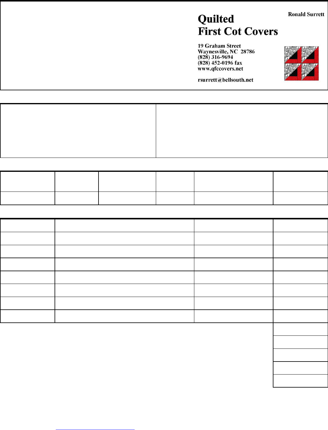 Blank Invoice Template Pdf Blank Invoice Template In Word and Pdf formats