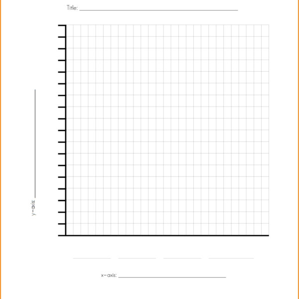 Blank Line Graph Template Line Graph Template
