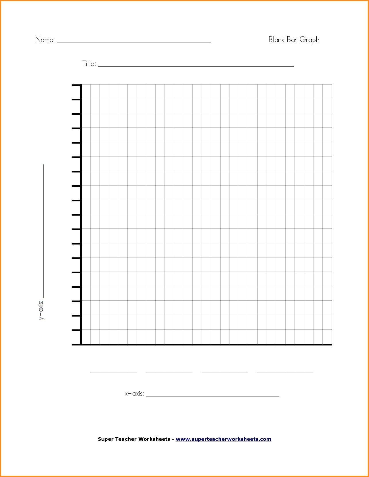 Blank Line Graph Template Line Graph Template Printable